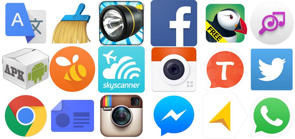 android telefon fotoğraf programları
