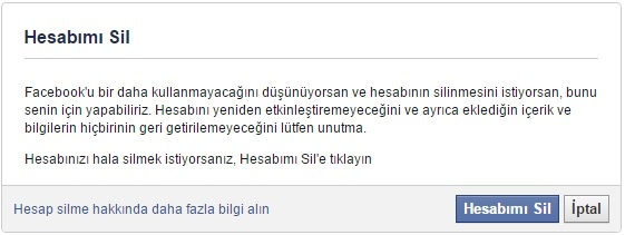facebook-hesabimi-sil