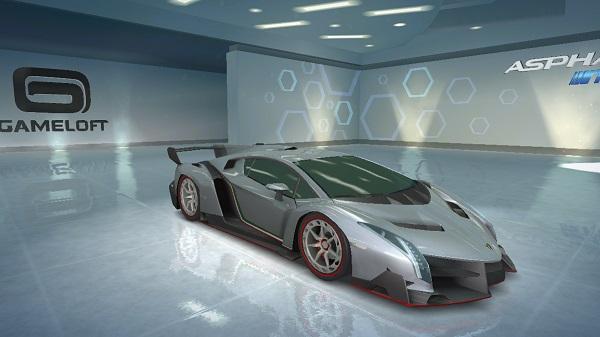 Asphalt Nitro Lamborghini Car Review And Gallery
