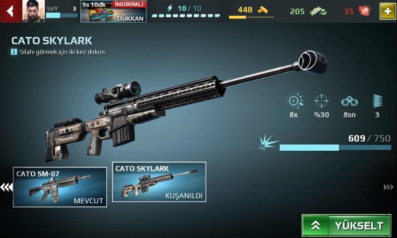 sniper-fury-silahlar
