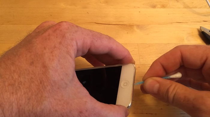 iphone-sarj-temizleme