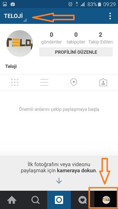 instagram-coklu-hesap-adi