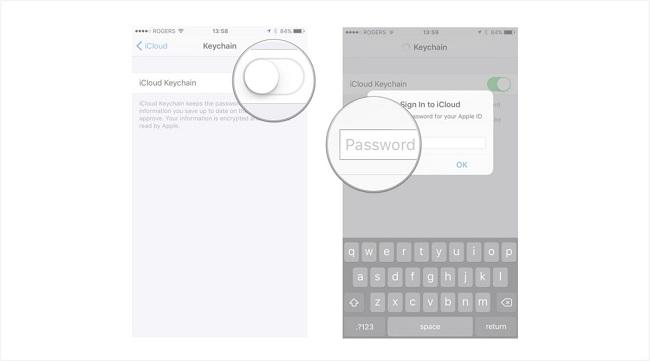 iCloud-anahtar-zinciri