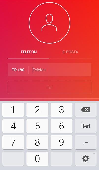 instagram-telefonla-kaydol