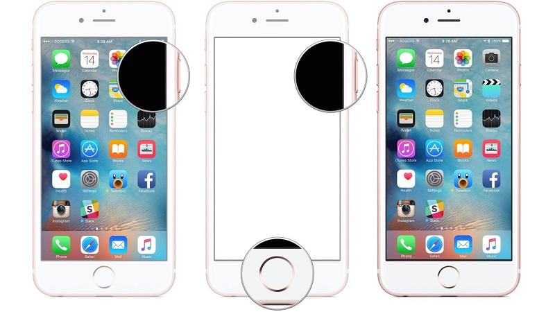 IPhone 7 Ekran Grnts Alma