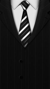 man-suit-shirt-tie-lines-android-wallpaper