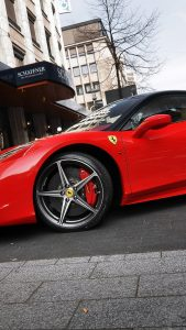 red-ferrari-458-italia-android-wallpaper