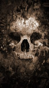 skull-grunge-art-htc-android-wallpaper