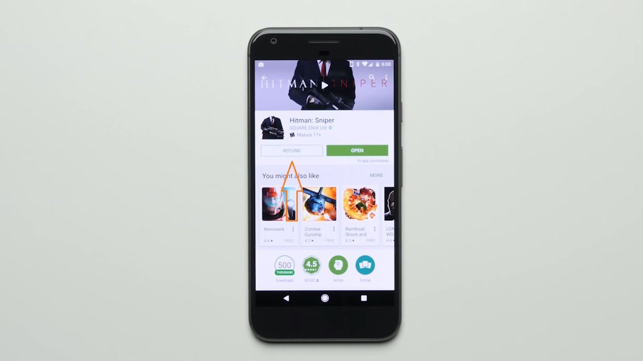 google-pixel-cayma-hakki