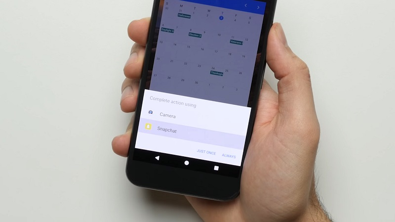 google-pixel-xl-varsayilan-uygulama