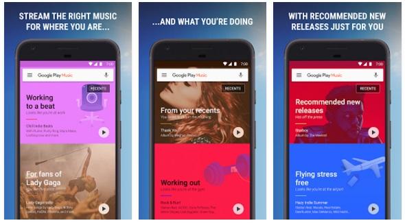 google play muzik