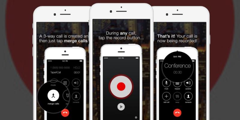 iphone 6 Plus görüşme kaydetme