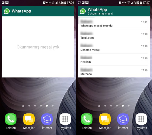 whatsapp mavi tik olmadan mesaj okuma