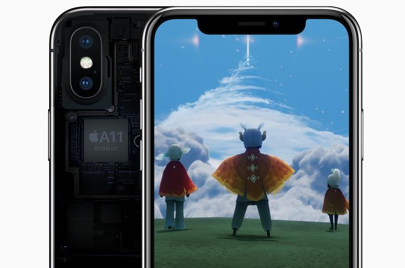 iphone x a11 bionic