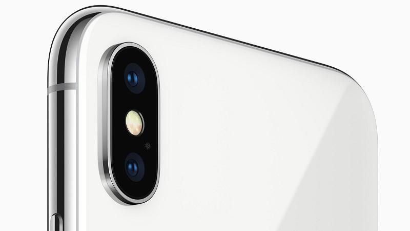 iphone x arka kamera
