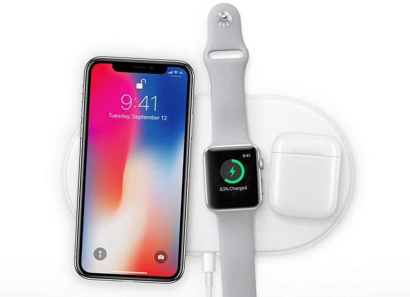 iphone x kablosuz sarj