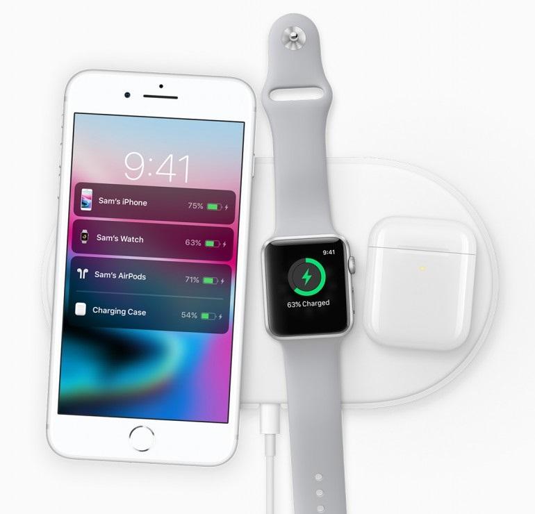 iphone8 kablosuz sarj
