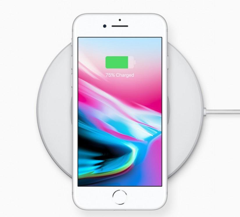 iphone8 plus kablosuz sarj