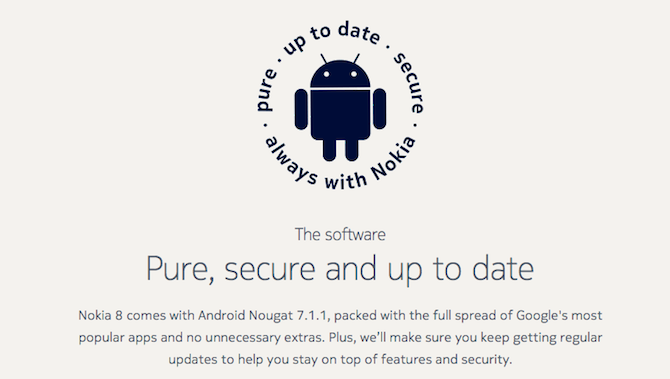 pure secure and up to date
