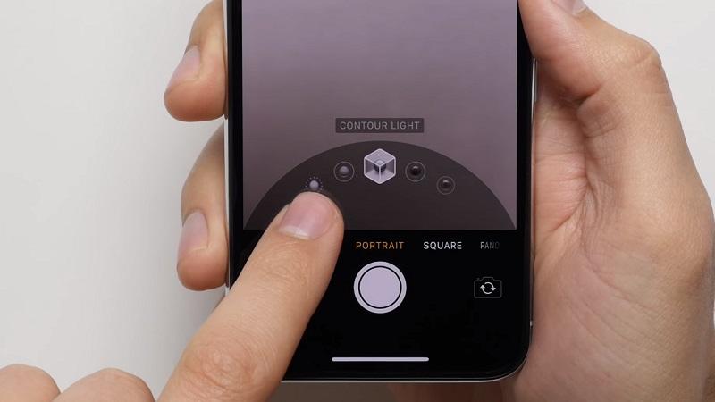 iphone x portre modu