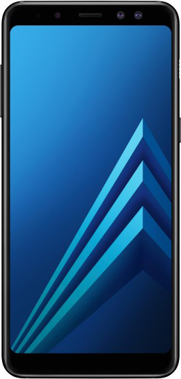 samsung galaxy a8 2018 on