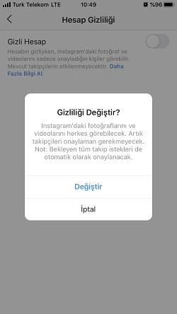 instagram gizli hesap 1