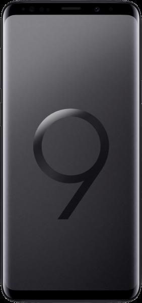 samsung galaxy s9 plus siyah on