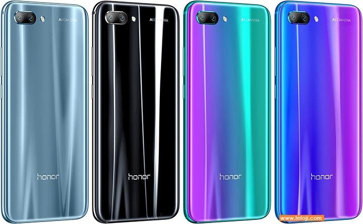 huawei honor 10 colors