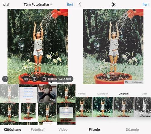 instagram repost paylasma