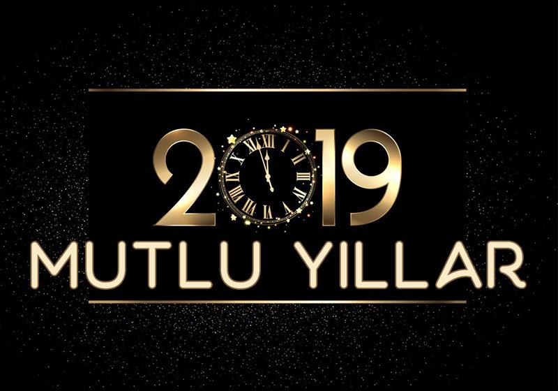 resimli mutlu yillar 2019