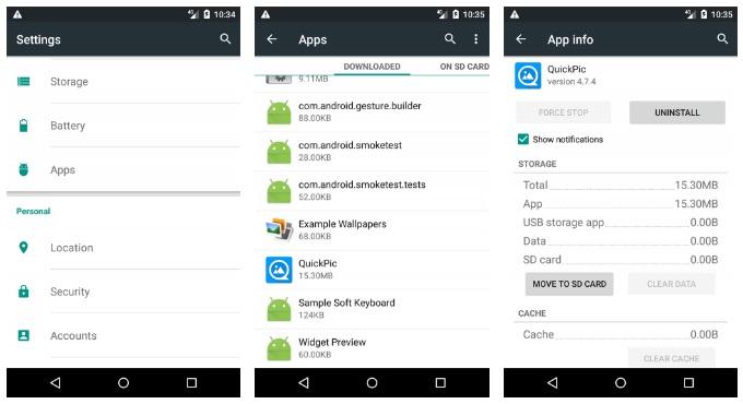 uygulamalari sd karta tasima android 5 lollipop