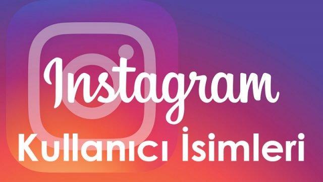 Havalı Instagram Kullanıcı İsimleri