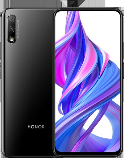 honor 9x siyah