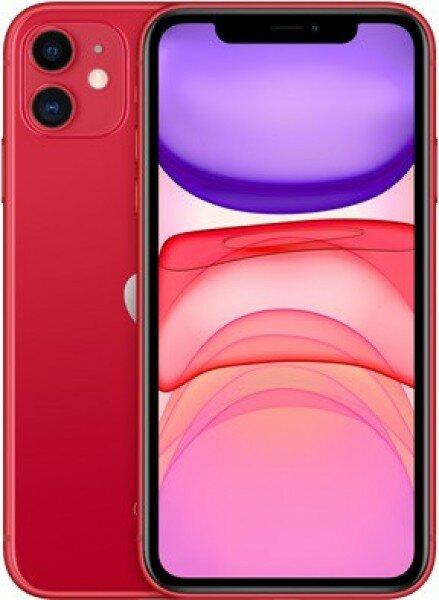 iphone 11 kirmizi