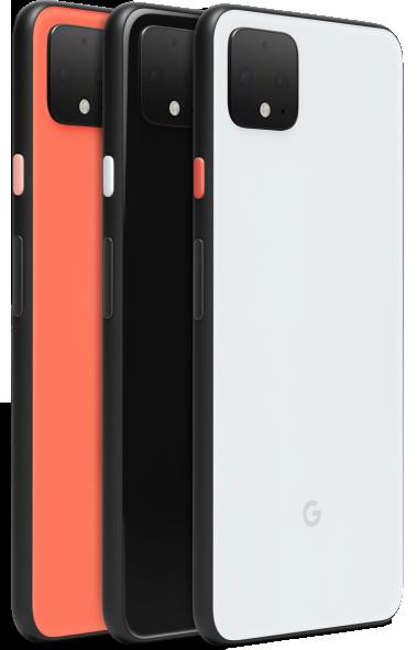 google pixel 4 xl renkler