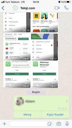 whatsapp telefon numarasi gonderme 3