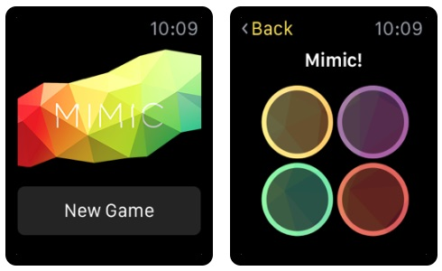 mimic apple watch