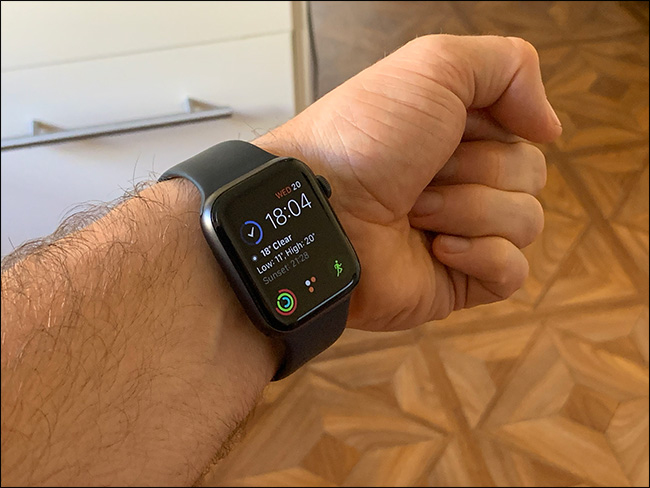 apple watch ters takma