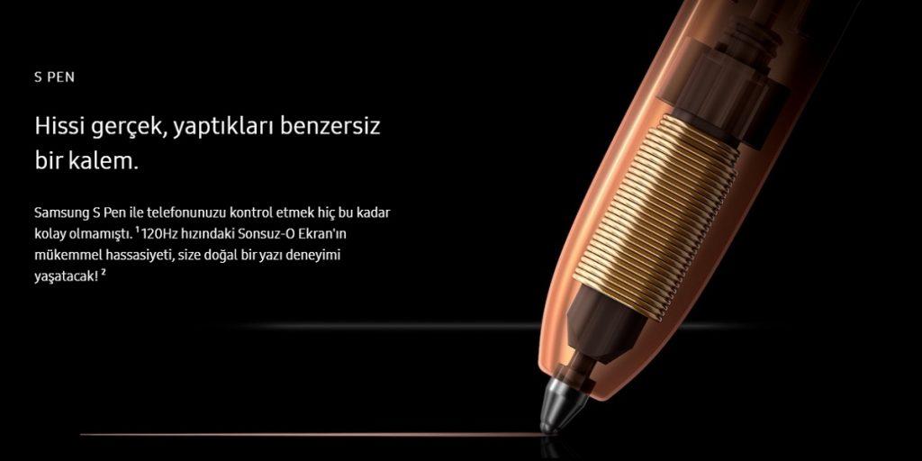 galaxy note20 ultra s pen