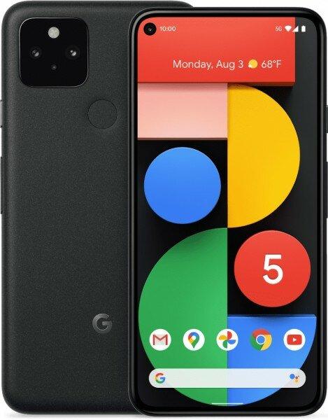 google pixel 5 siyah