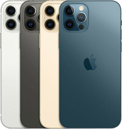 iphone 12 pro max renkler