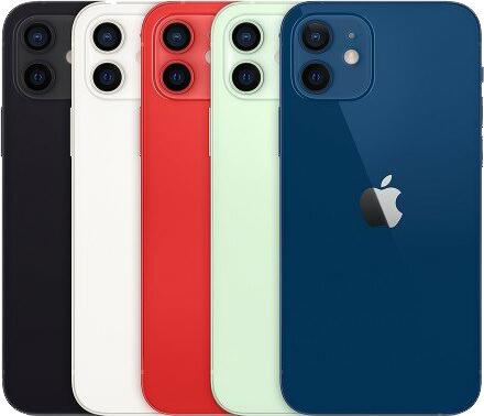 iphone 12 renkler