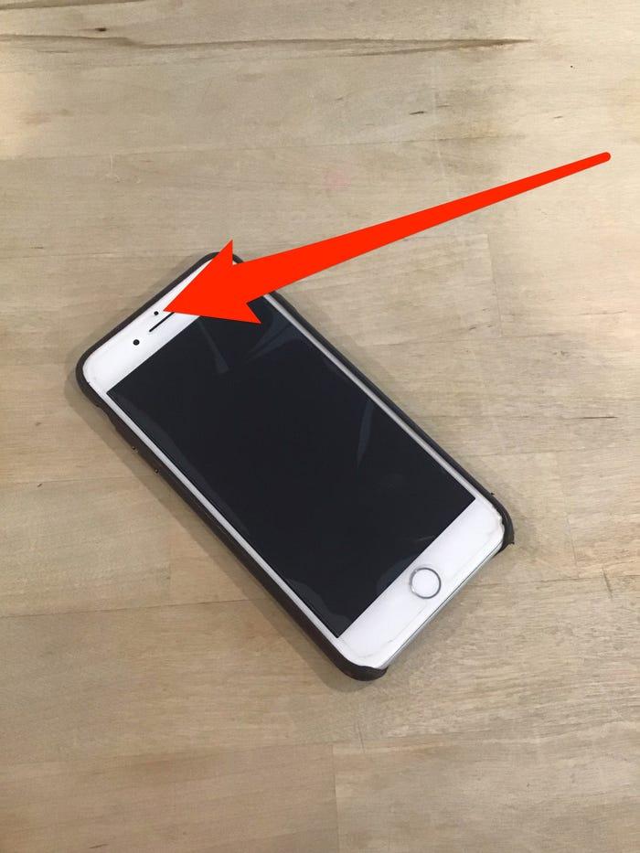 iphone yakinlik sensoru
