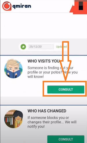 facebook profilime kim bakti qmiran