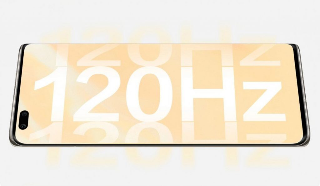 huawei nova 8 pro 5g 120Hz