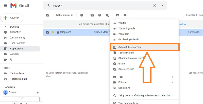 silinen mailleri geri getirme gmail 3