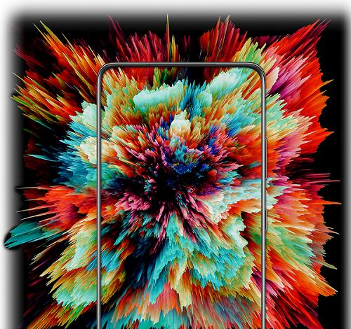 galaxy s21 ekran