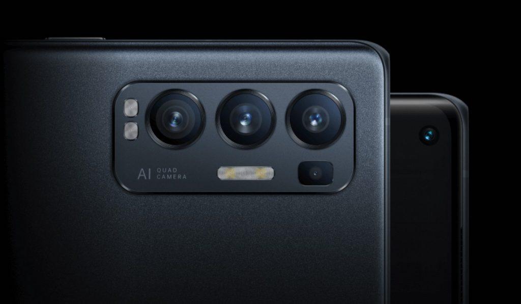 oppo find x3 lite kamera