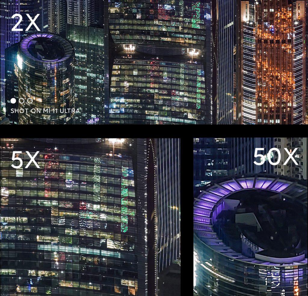 xiaomi mi 11 ultra kamera zoom
