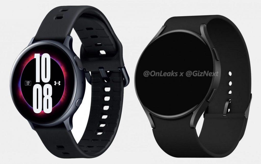 galaxy watch active4 vs active2